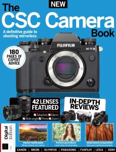 The CSC Camera Book – 3rd Edition , 2021