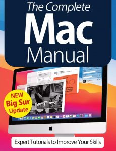 The Complete Mac Manual – 10th Edition 2021