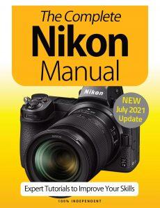The Complete Nikon Camera Manual – 10th Edition 2021