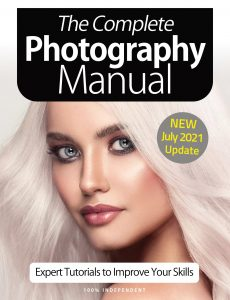 The Complete Photography Manual – 10th Edition 2021