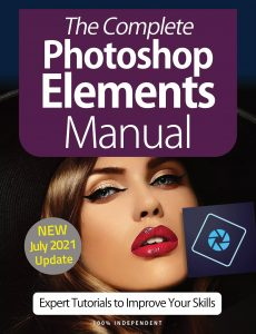 The Complete Photoshop Elements Manual – 7th Edition 2021
