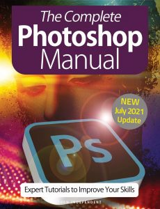 The Complete Photoshop Manual – 10th Edition 2021