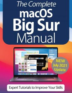 The Complete macOS Big Sur Manual – 3rd Edition, 2021