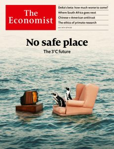 The Economist USA – July 24, 2021