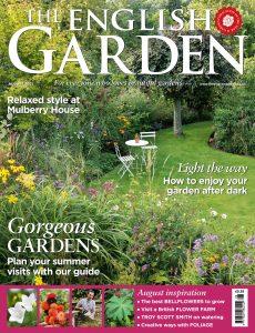 The English Garden – August 2021
