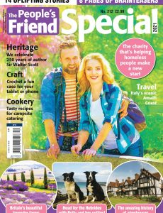 The People's Friend Special – July 28, 2021