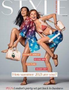 The Sunday Times Style – 25 July 2021