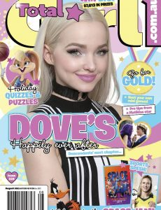 Total Girl – August 2021