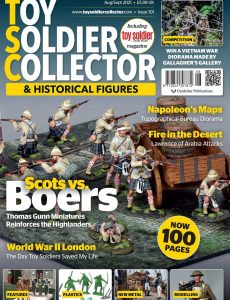 Toy Soldier Collector International – August-September 2021