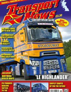 Transport News – August 2021