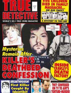 True Detective – August 2021