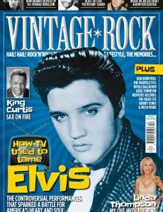 Vintage Rock – August-September 2021