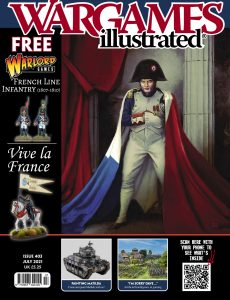 Wargames Illustrated – Issue 403 – July 2021