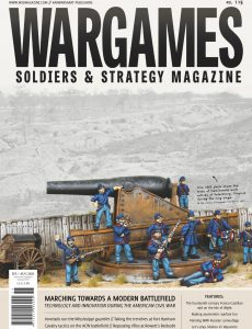 Wargames, Soldiers & Strategy – July 2021