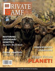 Wildlife Ranching Magazine – July 2021