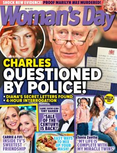 Woman's Day Australia – July 19, 2021