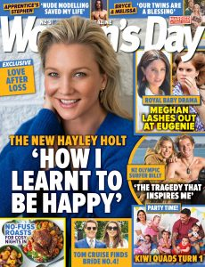 Woman's Day New Zealand – July 29, 2021