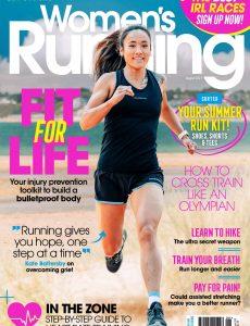Women's Running – August 2021