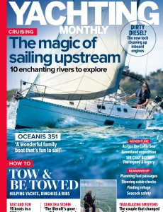 Yachting Monthly – August 2021