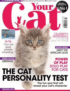 Your Cat – August 2021