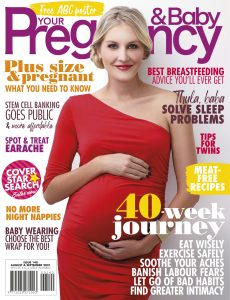 Your Pregnancy – August-September 2021