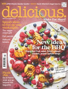 delicious UK – July 2021