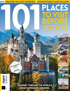 101 Places to Visit Before You Die – 5th Edition, 2021