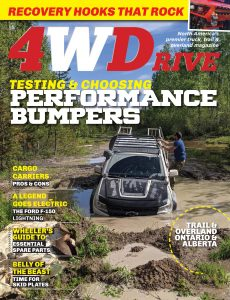 4WDrive – August 2021