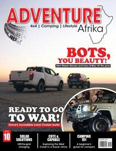 Adventure Afrika – August 2021