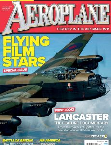 Aeroplane – Issue 581 – September 2021
