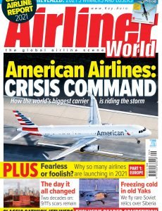 Airliner World – September 2021