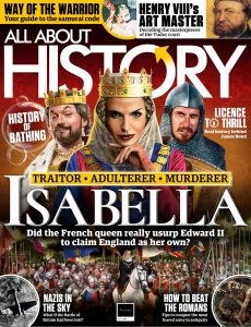 All About History – Issue 107, 2021