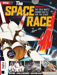 All About History Book of the Space Race -3rd Edition 2021