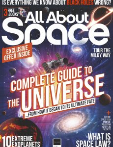 All About Space – August 2021