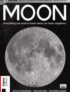 All About Space Book of the Moon – 2nd Edition, 2021