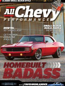 All Chevy Performance – September 2021
