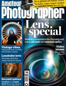 Amateur Photographer – 14 August 2021