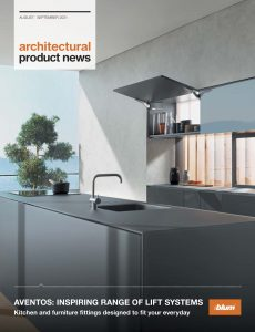 Architectural Product News – August 2021