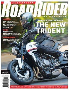 Australian Road Rider – August 2021