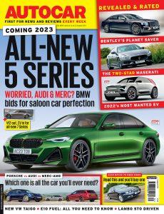 Autocar UK – 04 August 2021