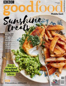 BBC Good Food Middle East – August 2021