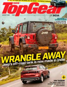 BBC Top Gear India – August 2021