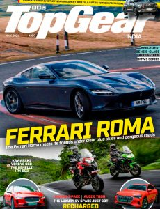 BBC Top Gear India – July 2021