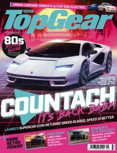 BBC Top Gear UK – September 2021
