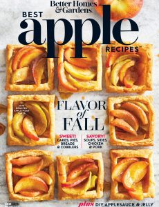 BH&G Best Apple Recipes – July 2021