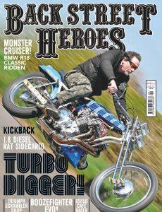 Back Street Heroes – Issue 449 – September 2021