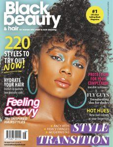 Black Beauty & Hair – August-September 2021