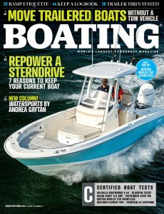Boating – August 2021