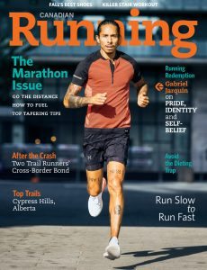 Canadian Running – September-October 2021