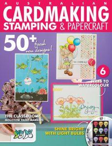 Cardmaking Stamping & Papercraft – August 2021
